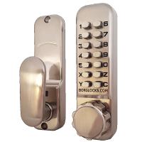 BL2501 premium bijzet codeslot met alu dag/nachtschoot