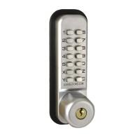 BL2701 ECP bijzet codeslot met knop en sleutel