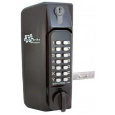BL3100DKO Code hekslot met sleutel bediening één zijdige bediening