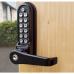 BL5771 ECP MG code hoofdslot met sleutel bediening en dag en nachtschoot met code aan beide zijde