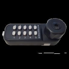 BL1716 MG pro ECP voor buiten toepassing met sleutel horizontaal